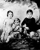 Hoffmann's three children